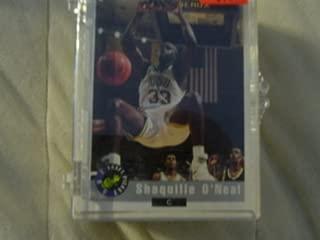 (6) Shaq O'Neal 1992 Basketball Rookie Classics Draft Picks 1-100