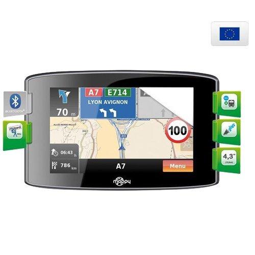 Mappy Iti 405 ND - GPS para coches con mapas de España y Portugal (incluyendo Azores, Madeira, Canarias y Gibraltar): Amazon.es: Electrónica