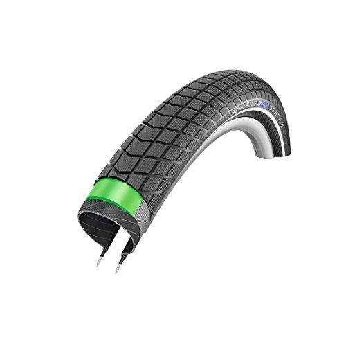 Schwalbe Unisex– Erwachsene Big Ben Plus HS439 Reifen, Schwarz, One Size