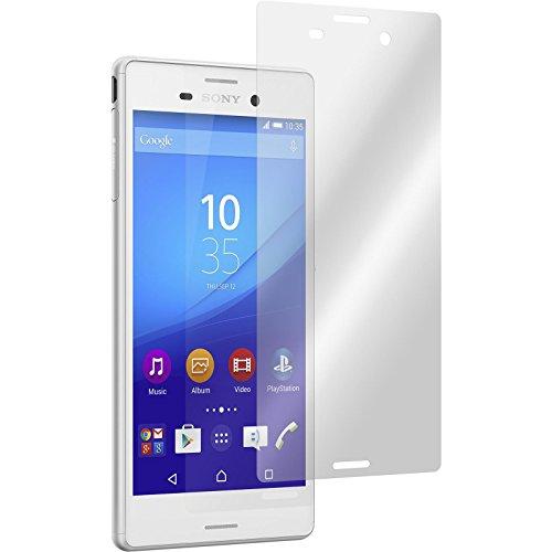 8 x Bildschirmschutzfolie klar für Sony Xperia M4 Aqua von PhoneNatic