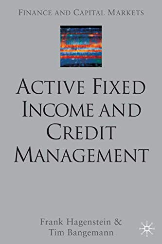 Active Fixed Income and Credit Management