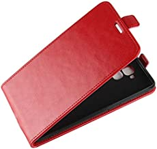 """Flip Cases - for Oukitel U16 MAX WIERSS Flip Leather Case for Oukitel U16 MAX 6.0"""" Retro Wallet Case Leather Cover Cases> (R6S RD for Oukitel U16 MAX)"""