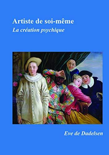 Couverture du livre ARTISTE DE SOI-MEME