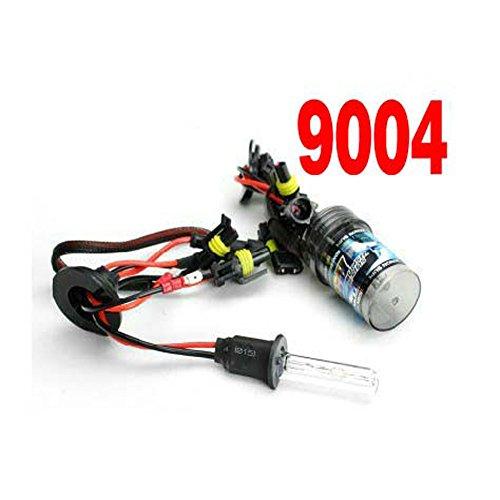 Boomboost New Car Xenon HID Ampoule une paire de xénon HID lampe 9004 6000 K
