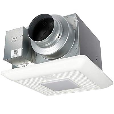 Panasonic FV-0511VKL2 WhisperGreen Select Ventilation Fan with Light, 50-80-110 CFM
