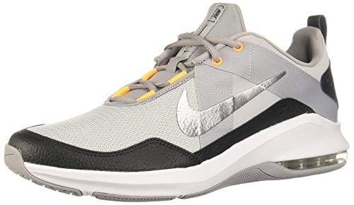Nike Air MAX Alpha Trainer 2, Zapatillas de Deporte para Hombre, Multicolor (Atmosphere Grey/Mtlc Dark Grey/Vast Grey 2), 44 EU