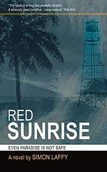 Red Sunrise by [Simon Laffy]