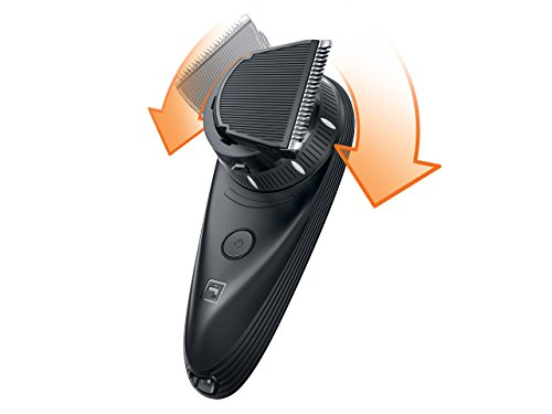 『フィリップス 電動バリカン セルフヘアーカッター 充電・交流式 QC5582/15』の2枚目の画像
