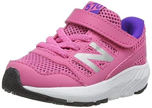 New Balance IT570V2, Zapatillas para Correr de Carretera Niñas, Sporty Pink, 23 EU