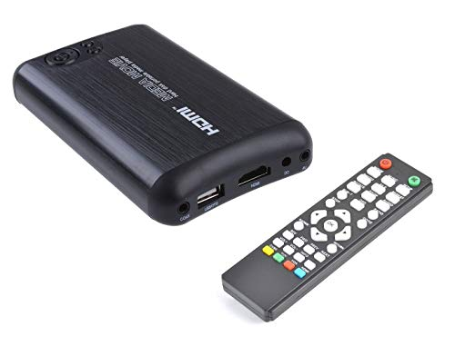 Mediacenter Boîtier multimédia HDD SSD 2,5\