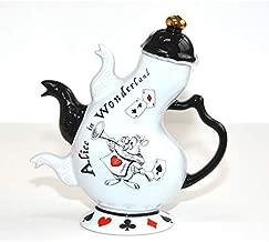 Disney Alice in Wonderland New Collection Teapot, Disneyland Paris