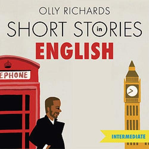 『Short Stories in English for Intermediate Learners』のカバーアート