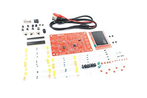 JYE-Tech DSO138 Digitales Oszilloskop-Set 13803K, ungelötet DIY DS0