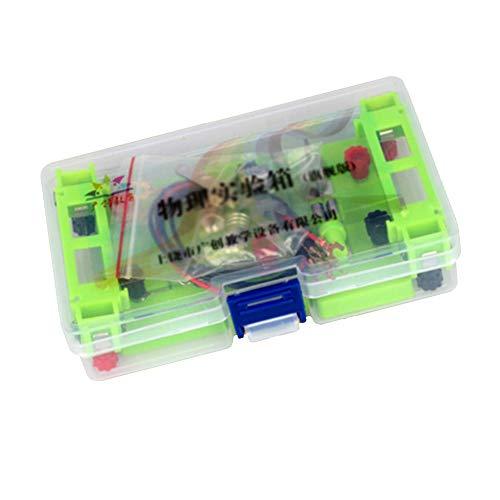 Fliyeong Physikalische Experimentiersätze der Premium-Schule für Labors Elektrizitätskreis-Magnetismus-Experiment-Werkzeug