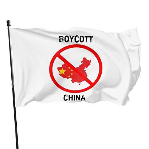 Generic Brands - Banderas de boicot, diseño de bandera de China