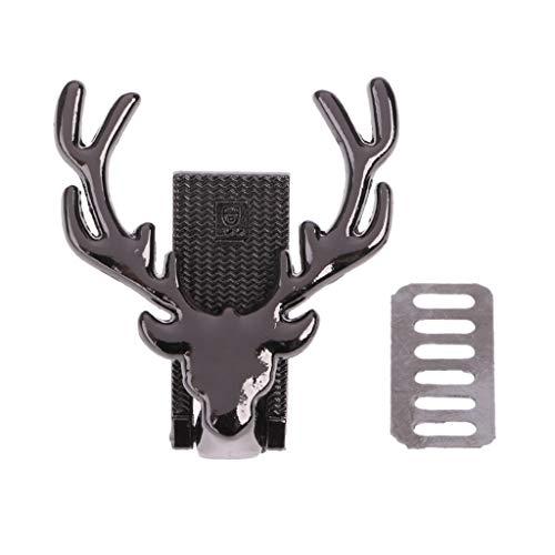 Haptian herten metalen tas decoratie voor doe-het-zelf handtas Craft Messenger schoudertas hardware