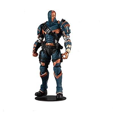 McFarlane Toys DC Multiverse Deathstroke: Batman: Arkham Origins 7-inch Action Figure by McFarlane Toys