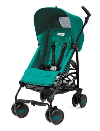 Peg Perego Pliko Mini Umbrella Strollers, Onyx