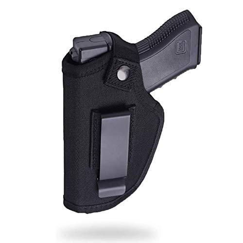 Cómodo Pistola de pistola de pistola de pistola de pistola de pistola de pistola de pistola de pistola EDC Bolsa de cintura EDC Bolsa de revista Bolsa de la revista Flash Linterna exterior Caja de her