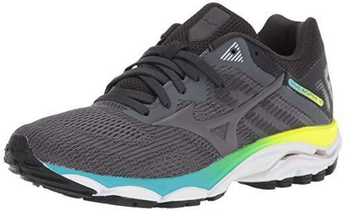 Mizuno Women's Wave Inspire 16 Road Running Shoe, Castlerock-Quiet Shade, 9.5 B US