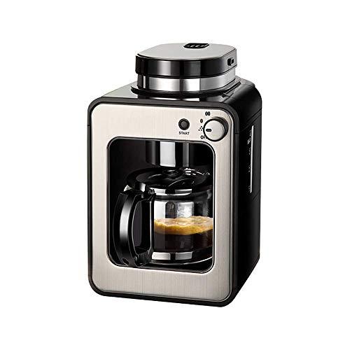 Kaffeevollautomat 0,6L Glas Kaffeekanne Smart-Zwängt Delicious Anti-Drip-Entwurf Für Kaffee Sojamilch Latte