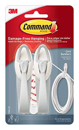 17304-ES Cord Clip Cable Bundler, Large - Quantity 4
