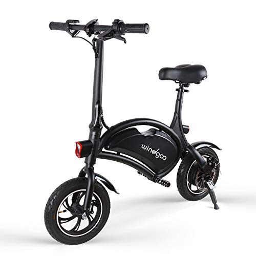 Windgoo Electric Bike, Foldable ...