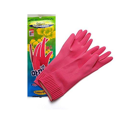 kitchen gloves Mamison Quality Kitchen Rubber Gloves