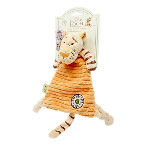Rainbow Designs DN1474 Tigger-Hundred Acre Wood-Baby Schmusetuch