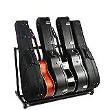 Soporte para guitarra para todas las guitarras acústicas y eléctricas