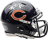 Khalil Mack Chicago Bears Autographed Riddell Speed Mini Helmet - Autographed NFL Mini Helmets
