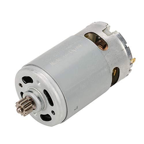Motor DC de Engranaje de 12 Dientes y Dos velocidades para taladradora eléctrica Industrial(12V)