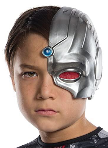 Rubie's Costume Boys Justice League Cyborg Half-Mask...
