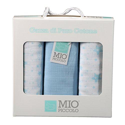 Set 3 Asciugamani Neonato