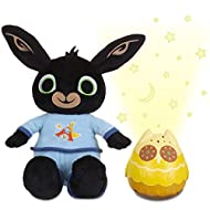 Time for Bed Bing and Owly Night Light, Kids Bedtime Light Show, Relaxing Music, Sleep Companion, Cb...