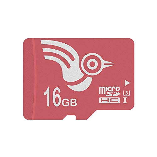 ADROITLARK micro sd card 16GB MicroSD Memory Card with free SD Adapter for Phone/Tablet/Camera/Go pro(U3 16GB)