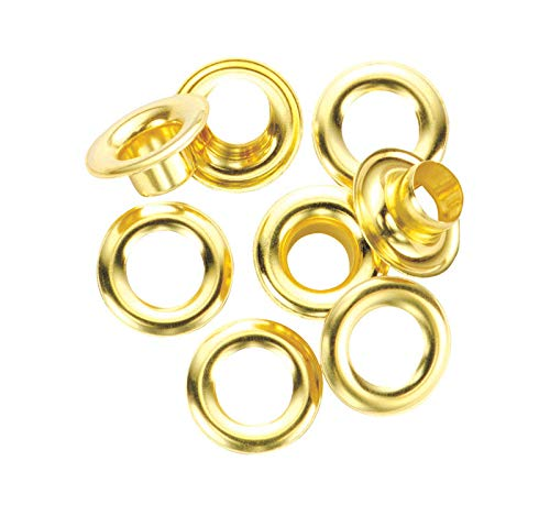 Fantastic Prices! General 1261-4 #4 Brass Grommet Refills 12 Count