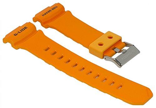 Ersatzband für Casio G-Shock G-Lide orange GLX-150