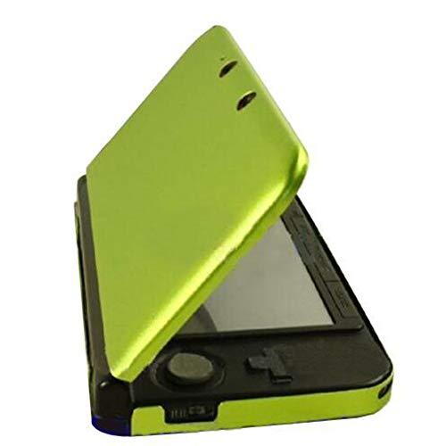 GOZAR Mehrfarben-Aluminium-Hartmetall-Fall-Shell für 3DS XL LL - Grün