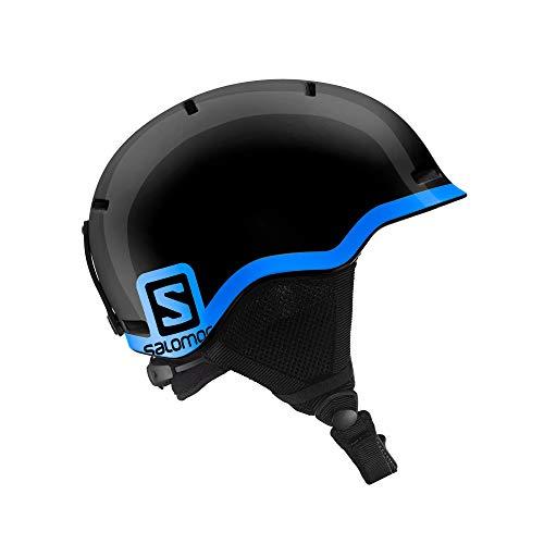 Salomon Kinder Grom Ski- und Snowboardhelm, In-Mold-Schale und EPS-Innenschale, Kopfumfang 53-56 cm,...