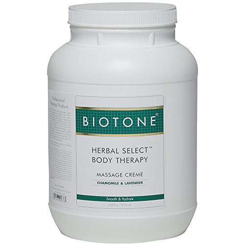 Great Deal! Biotone Herbal Select Massage Creme, 128 Ounce