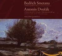 Smetana/Dvorak: Quartets