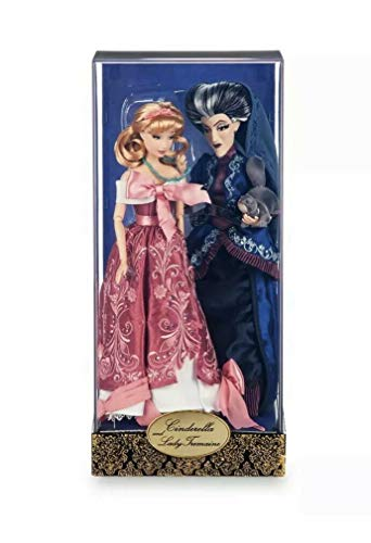 Disney Snow White Disney Fairytale Designer Collection Cinderella & Lady Tremaine Exclusive Doll Set