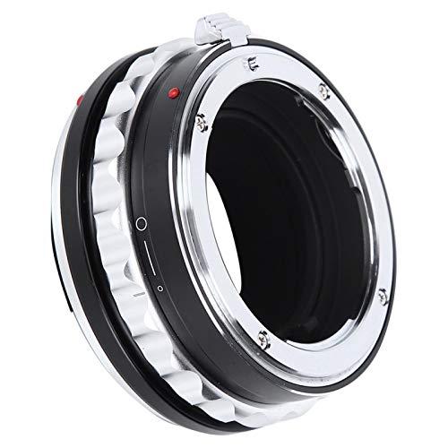 Adaptador de Montaje de Lente Anillo Adaptador de Lente de Metal para para Nikon G Mount Lens para Adaptarse a la cámara para para Canon EOS R/RP