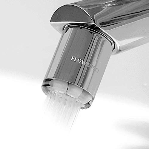 5 Stage Filtering Faucet-tip Water Softener Spray Head Aerator K-Beauty Lime Filter Rust Filter FLOWRUCCI