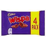 Original Cadbury Wispa Classic Chocolate Bars Imported From England UK The Best Of British Chocolate British Candy Cadbury Wispa Chocolate Bars UK British Sweets