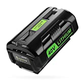 Powilling 40V 6.0Ah Lithium-Ion Battery for...