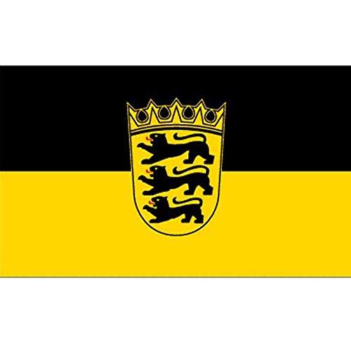 Flaggen, Fahnen, deutsche Bundesländer, 150x90cm (Baden-Württemberg, 150x90cm)