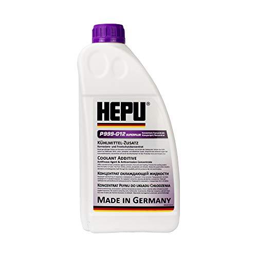 Hepu Frostschutz Glysantin Kühlerschutz G12++ Lila 1,5 L P999-G12-SUPERPLUS