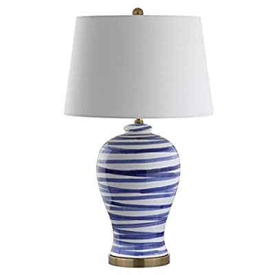 JONATHAN Y JYL3016A Ceramic Table Lamp